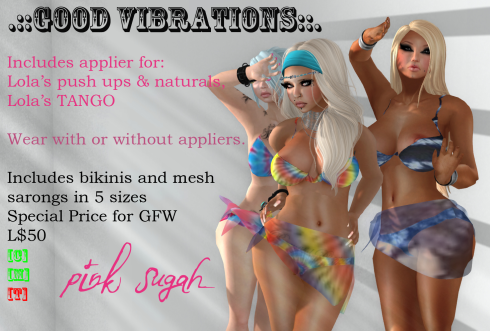 good vibrrations vendor GFW