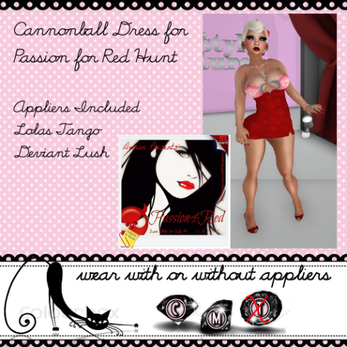 passion for red hunt poster