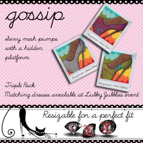 Gossip pumps - paint vendor