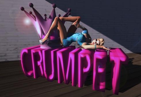 crumpet pose