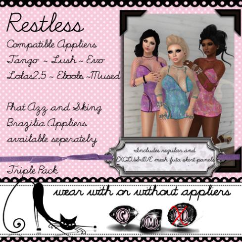 Restless - strictly - vendor
