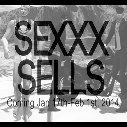 SeXXX Sells Logo Guys