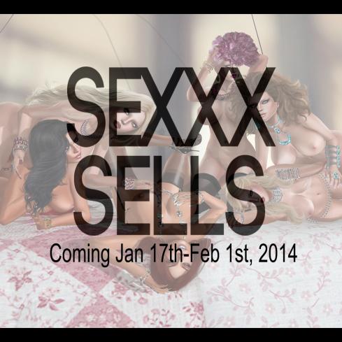SeXXX Sells Logo