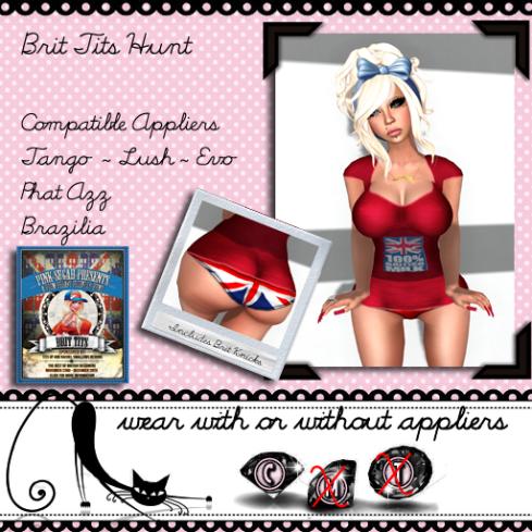 Brit Tits item poster - Pink Sugah