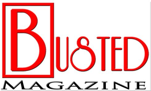 Busted logo