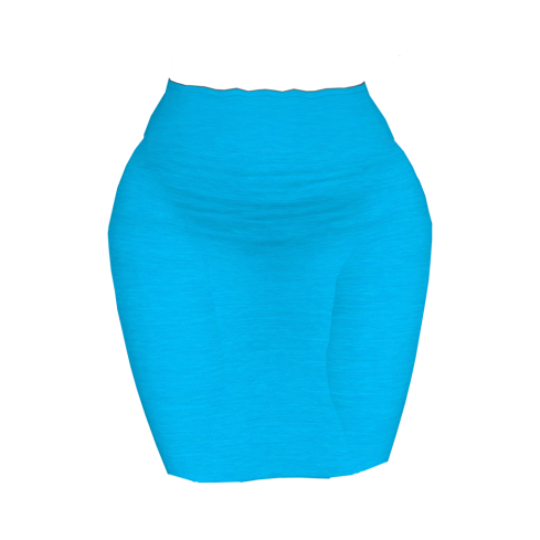 Icicle - Aqua Skirt - vendor
