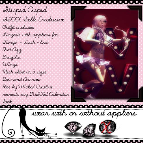 Stupid Cupid - Promo Poster