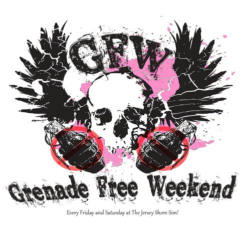 GFW-Grenade Free Weekend