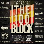 100Block Logo