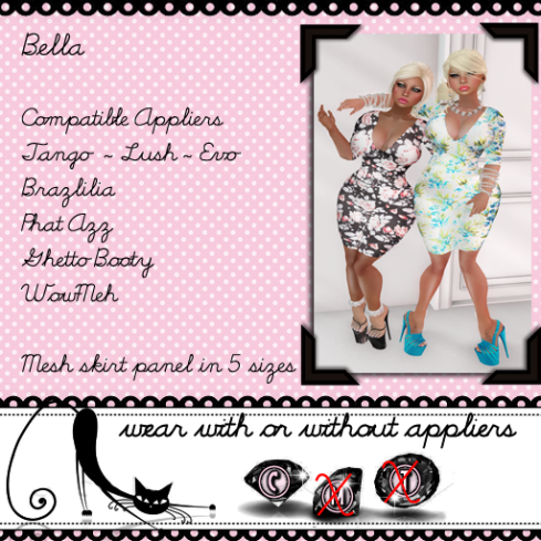 Bella - Chintz 2 vendor for GFW
