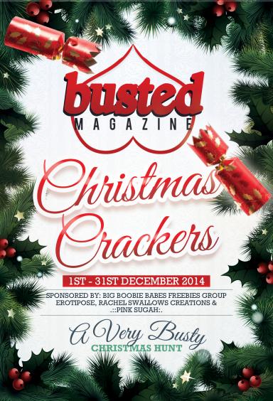 Christmas Cracker Hunt Poster 1