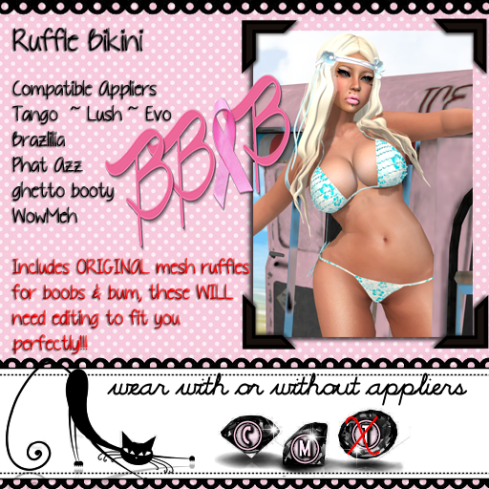 ruffle advert - BB&B