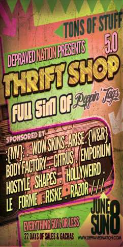 Thrift Shop June 2014 5