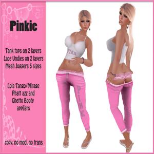 Jelly Pinkie Ad