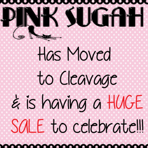 PINK SUGAH HAS MOVED