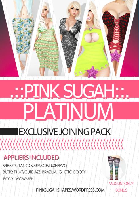platinum starter kit poster