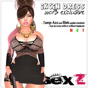 ikciN Dress AD 2