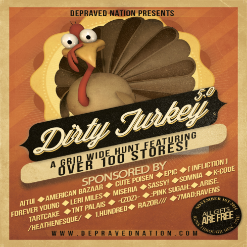The Dirty Turkey Hunt 5.0