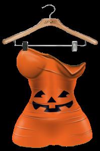 trick or treat - pumpkin vendor