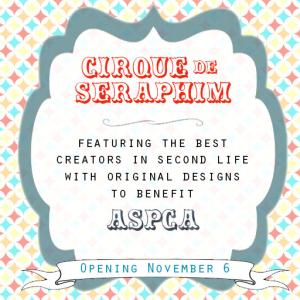 Cirque de Seraphim - Initial Poster (07012014)