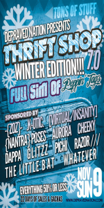 Thrift Shop Flier Full - Winter Edition 7