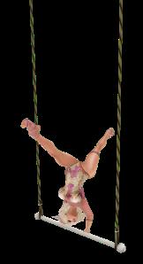 Trapeze vendor - Pink
