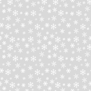 _Z Best_ Snowflakes White on Frosty Grey
