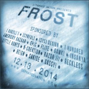 Frosty Flyer 2014