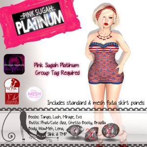 gossip platinum advert