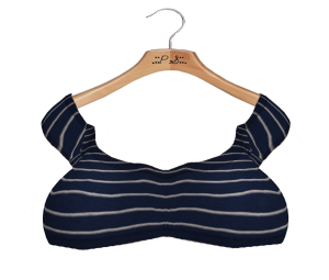 eden - vendor - navy stripe